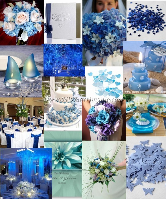 WM Blue weddings